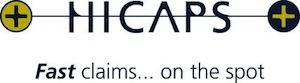 Claim your treatment through Hicaps