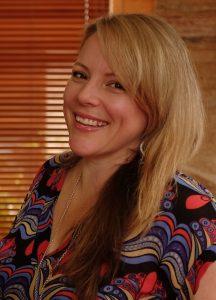 Natasha Colchester, Energy Healer and Kinesiologist
